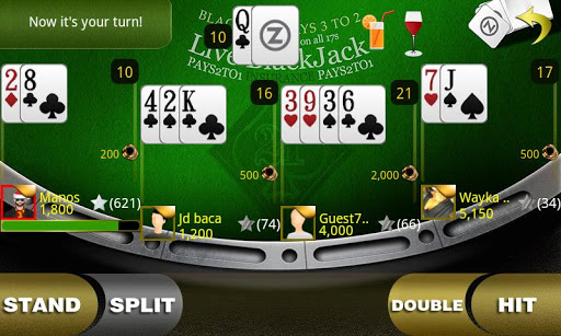 Online Blackjack Guide for September 2018