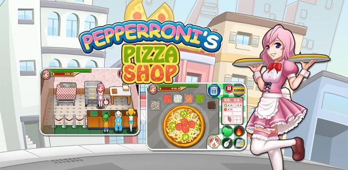 Pepperroni's PIZZA Shop