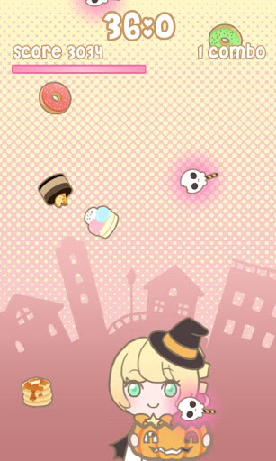 Candy Falls!