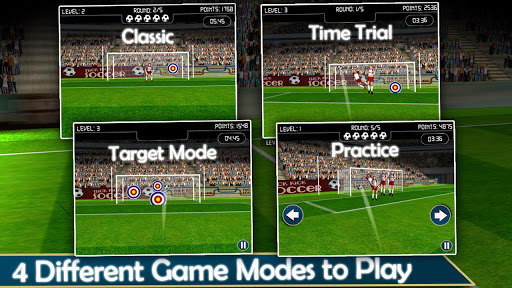 Football Premier Striker 2013 » Android Games 365 - Free