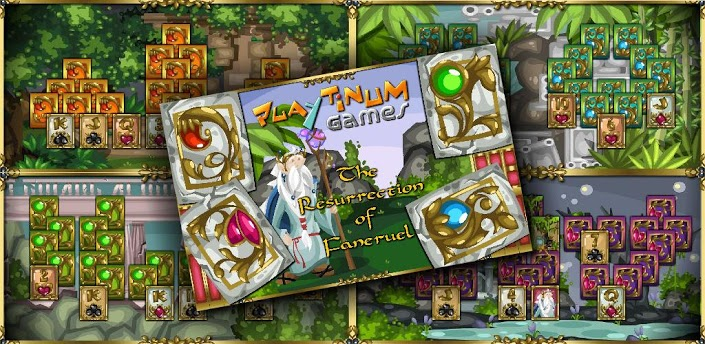 Solitaire Adventure 187 Android Games 365 Free Android