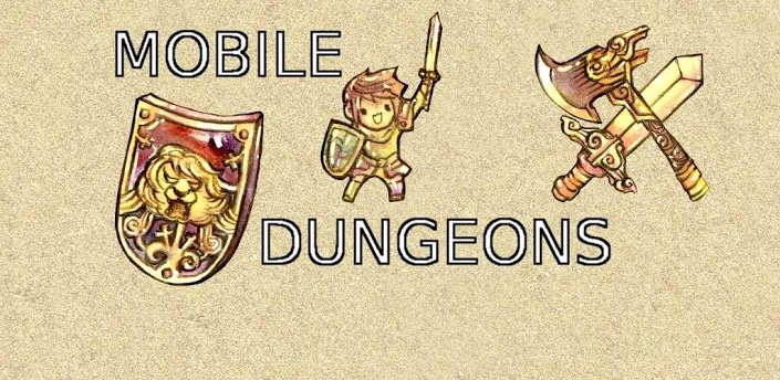 Mobile Dungeons Roguelike RPG