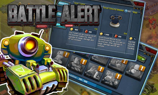 Battle Alert - Kingdom Defense