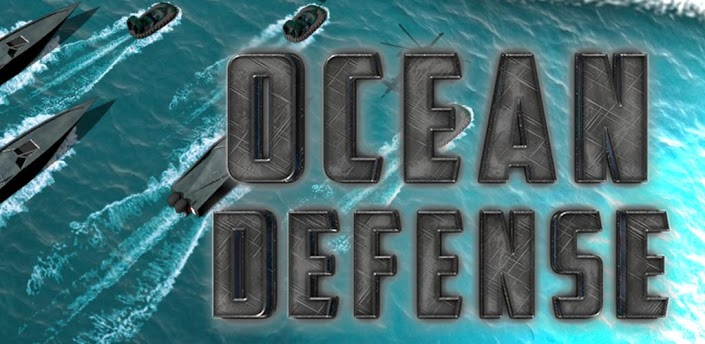 Ocean Defense - GOLD TOWER