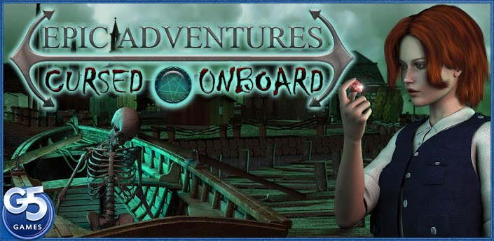 Epic Adventures:Cursed Onboard