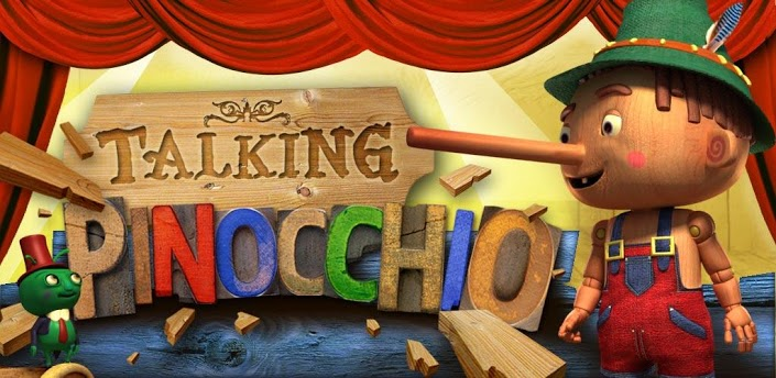 Talking Pinocchio Free