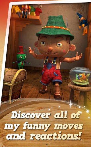 Free Talking Pinocchio