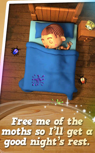 Talking Pinocchio Free » Android Games 365 - Free Android Games