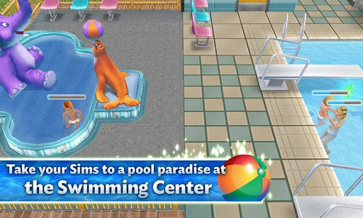 The Sims  FreePlay v1.9.8