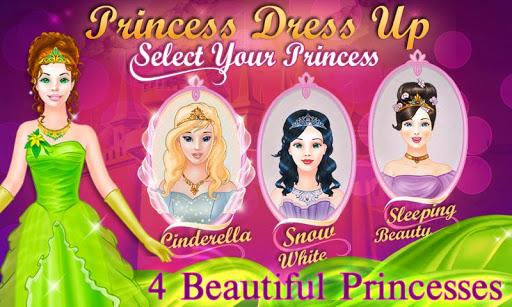 Fairy Tale Princess Dress Up