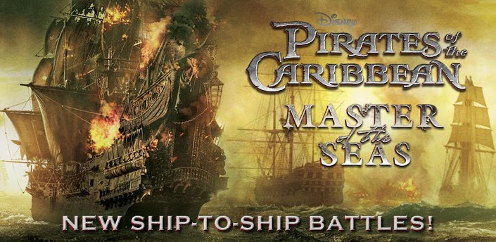 Pirates Of The Caribbean Cube Game