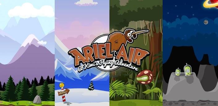 Ariel Air's Flying Adventure