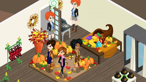 Fashion Story:Thanksgiving » Android Games 365