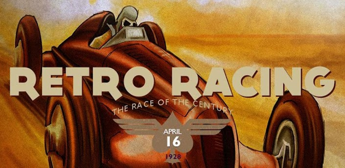 3D Car Racing RETRO - FREE » Android Games 365 - Free