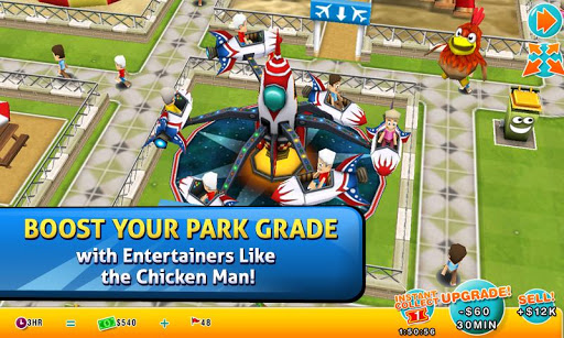 Theme Park » Android Games 365 - Free Android Games Download