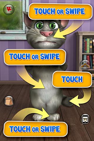 Talking Tom 2 » Android Games 365 - Free Android Games Download