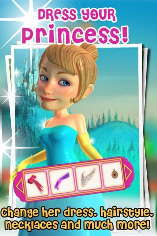 Talking Princess Free