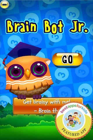 Brain Bot Jr