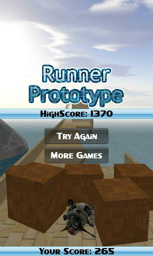 Runner Prototype