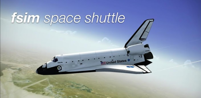 F-SIM Space Shuttle » Android Games 365