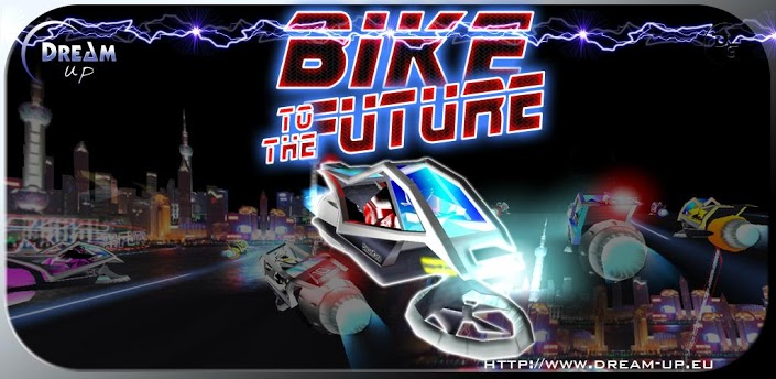 Bike To The Future Free Android Games 365 Free Android Games