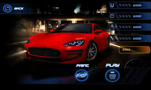 Car Racing Games Online >> Speed Night 2 » Android Games 365 - Free Android Games Download
