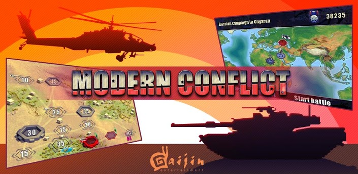 Modern Conflict