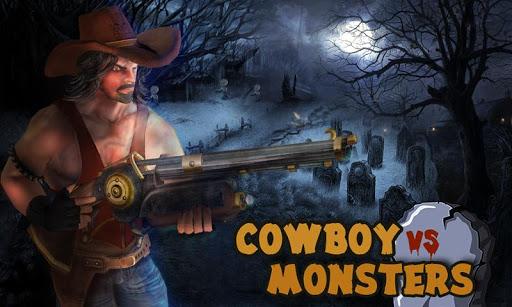 Cowboy vs Monsters