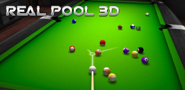 Real Pool 3D » Android Games 365 - Free Android Games Download