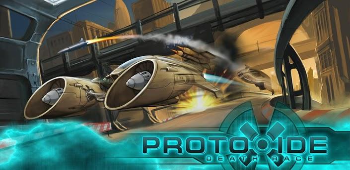 Protoxide: Death Race