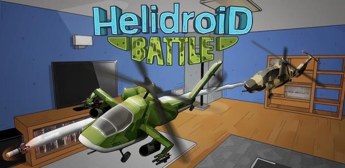 Helidroid Battle: 3D RC Copter