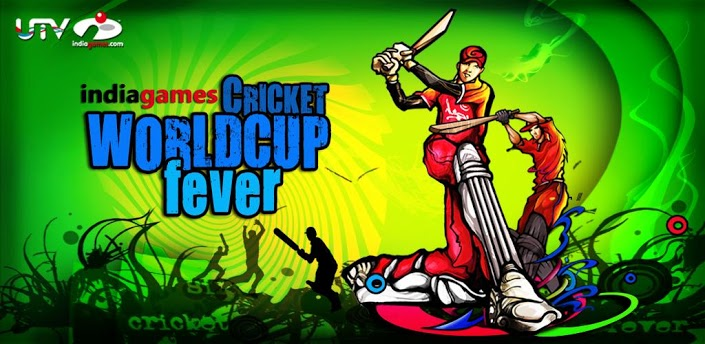 3D Cricket WorldCup Fever