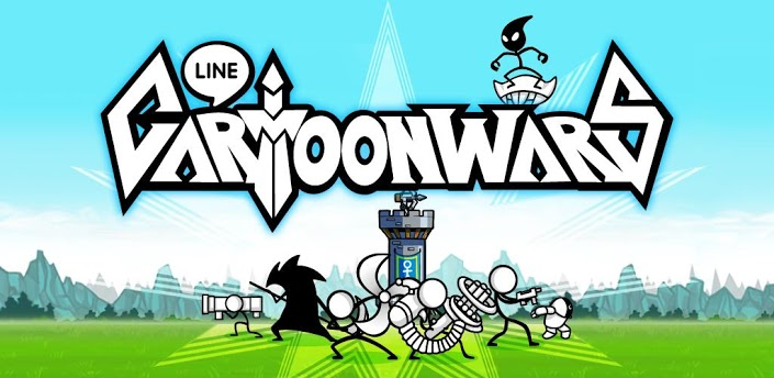 Line Cartoon Wars Android Games 365 Free Android Games Download