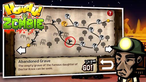 Howdy! Zombie