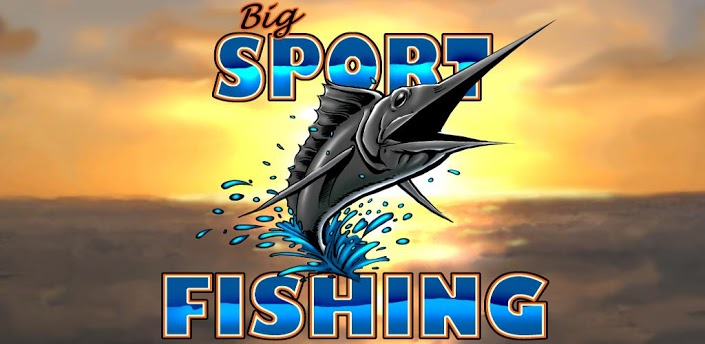 Big sport fishing 3d android games 365 free android for Sport fishing games