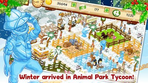 Animal Park Tycoon Winter