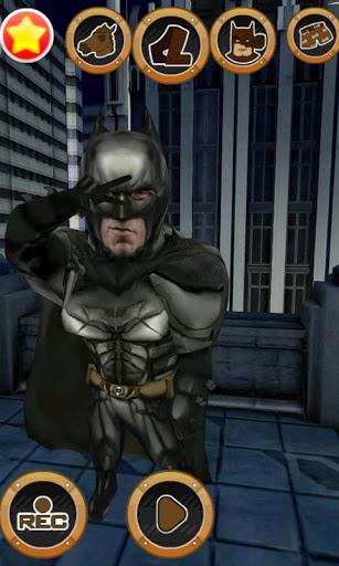 Talking Batman