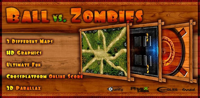 Ball vs zombies 187 android games 365 free android games download