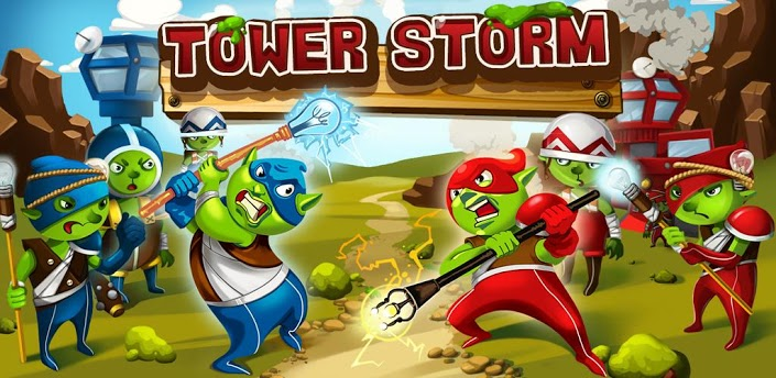 Tower Storm GOLD