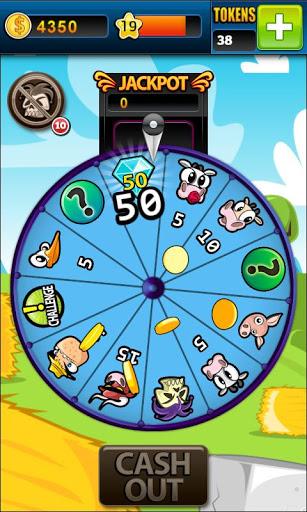 American roulette wheel probability