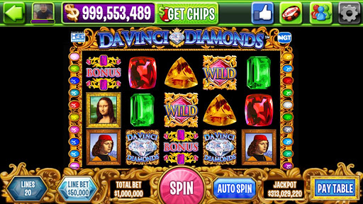 doubledown casino slot games