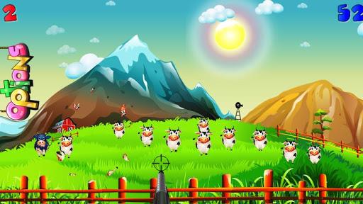 Cows Attack!