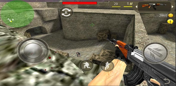 Warzone getaway shooting game for android download apk free.