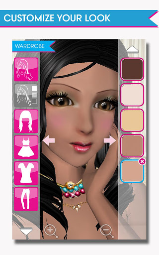 Teen Vogue Me Girl » Android Games 365 - Free Android Games Download