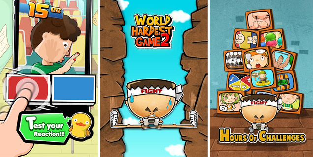 hardest game ever free android