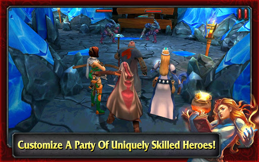 heroes lore 5 english apk