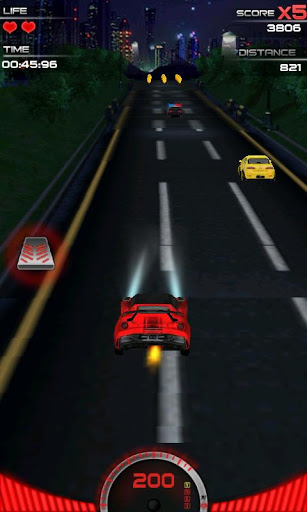 speed night racing hd android games   android games