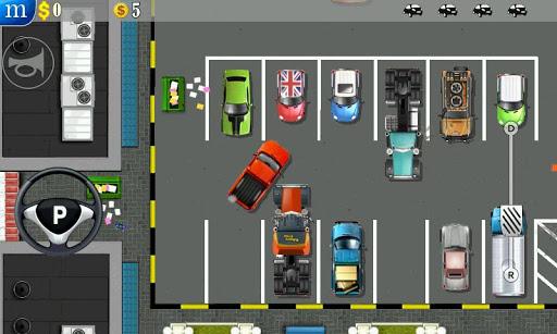 Игры на андроид парковка андроид