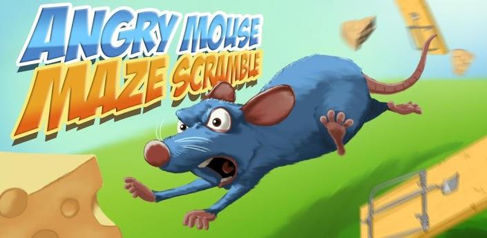 Angry Mouse Maze Scramble