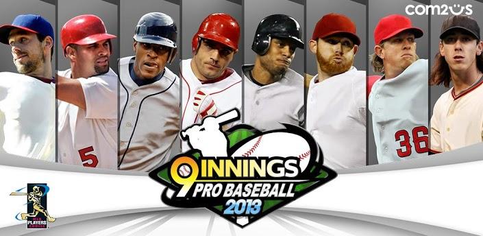 9 Innings: 2013 Pro Baseball